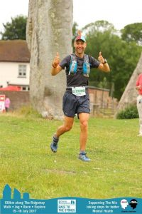 Running Race to the Stones